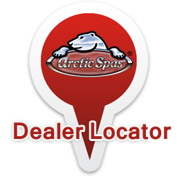 Arctic Spas Dealer Locater