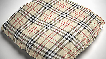 Burberry Pattern Cushions & Pillows
